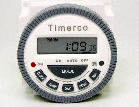Large Tm With Timerco Logo on Solid State Relay Dc