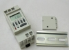 Frontier TM848 - DIN Rail Mounting 24/7 Digital Programmable Timer