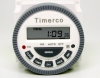 Frontier TM619H - 24 Hour Weekly Programmable Digital Timer (High Current) 120V
